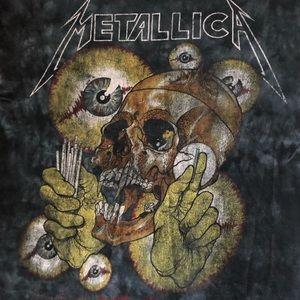 Metallica Band Tee